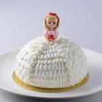 【要予約】ドレスケーキ
