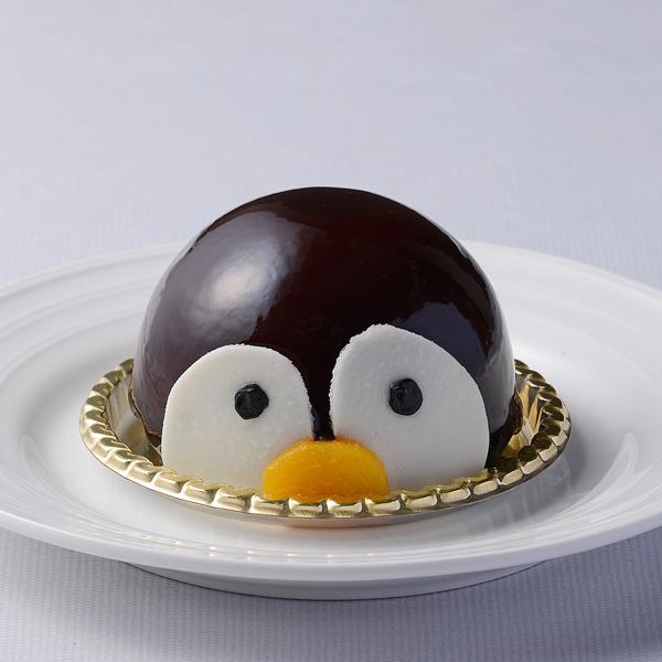 ペンギンケーキ